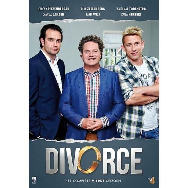 Laatste seizoen van Divorce nu op DVD verkrijgbaar.