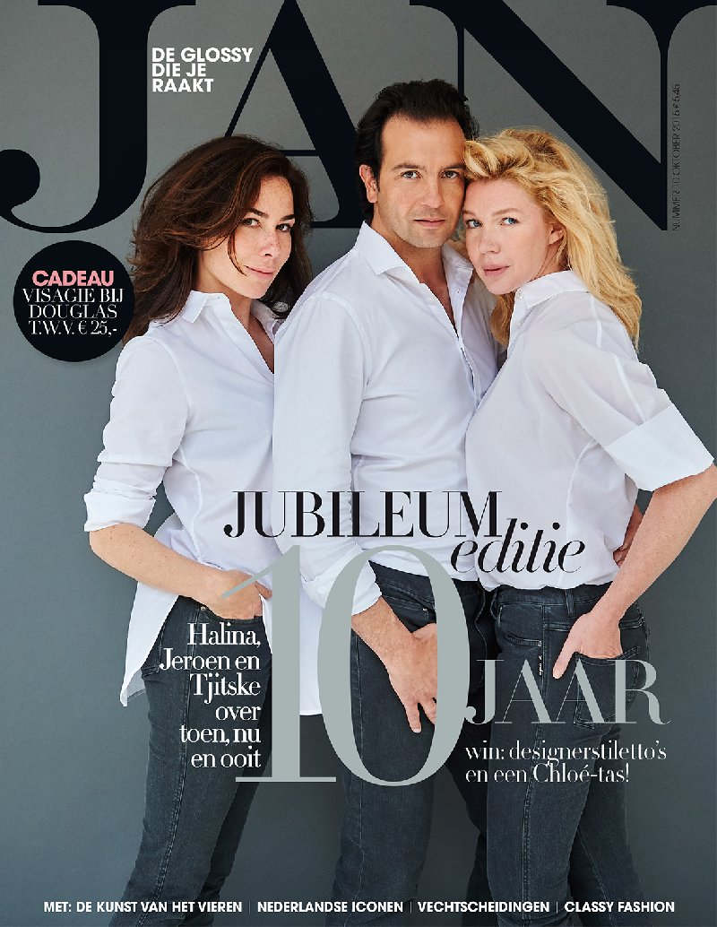JAN Jubileum editie