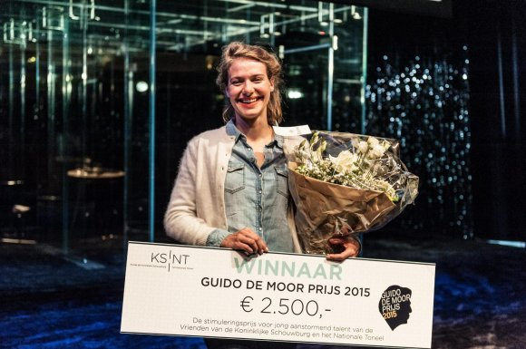 Guido de Moor prize 2015 goes to Sallie Harmsen