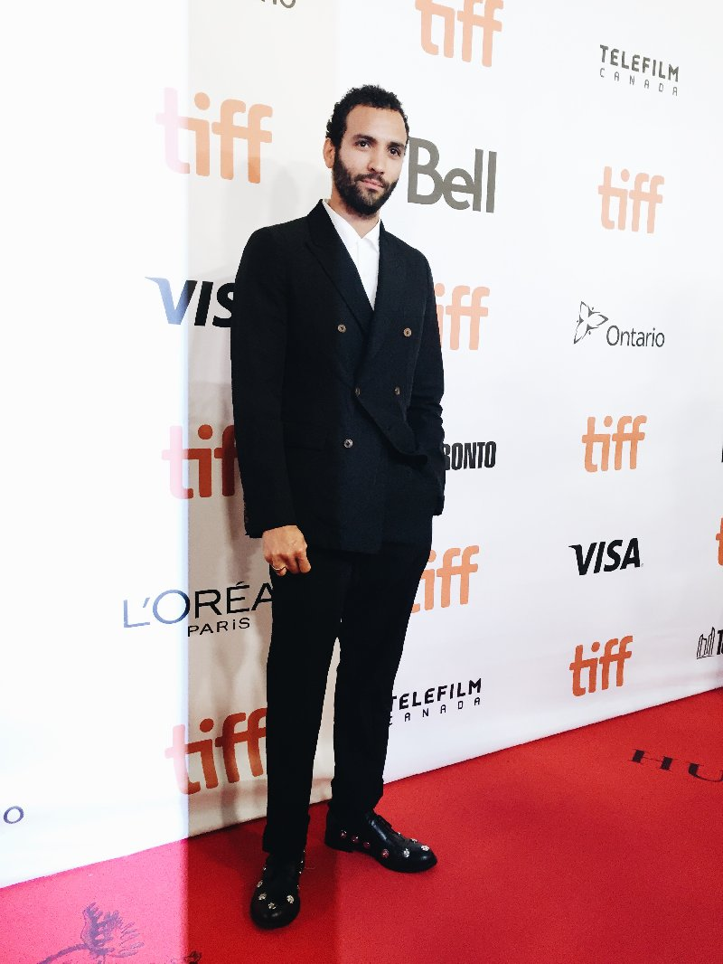 Marwan at The Promise premiere | TIFF 2016