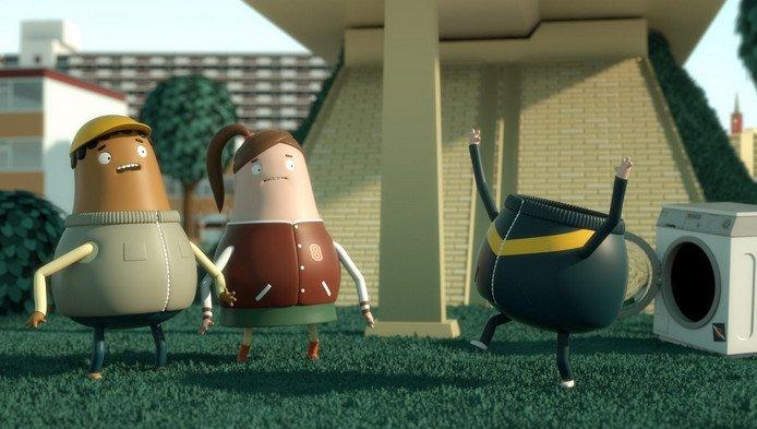 Utrechtse animatiefilmers maken eerste gesproken film
