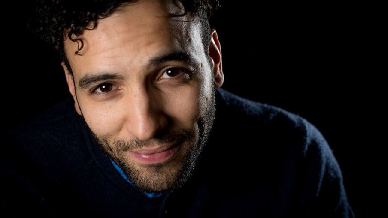 Marwan Kenzari met Johnny Depp in 'Murder on the Orient Express'