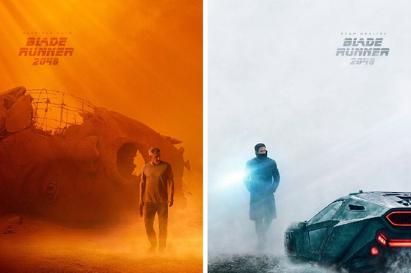 Trailer Blade Runner 2049 released
